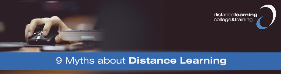9 Myths About Distance Learning by DLC