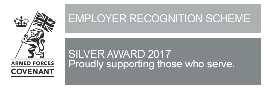 The Employer Recognition Scheme for online ELCAS Courses awarded Silver to DLC